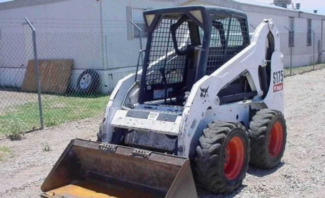Мини погрузчика Bobcat S175